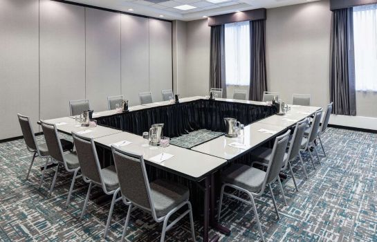 Conference room Hampton Inn - Suites Chicago-North Shore-Skokie IL