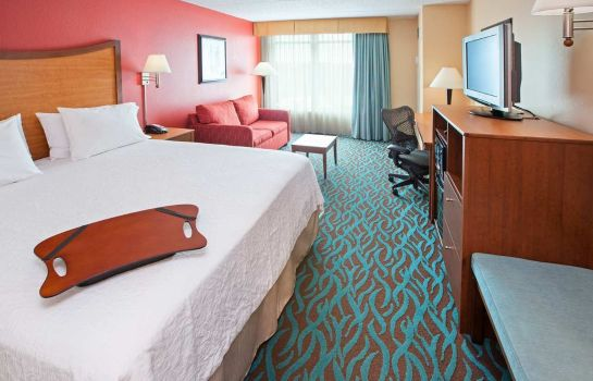 Zimmer Hampton Inn - Suites Chicago-North Shore-Skokie IL