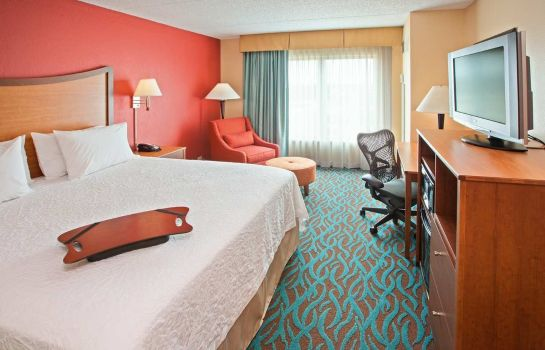 Chambre Hampton Inn - Suites Chicago-North Shore-Skokie IL