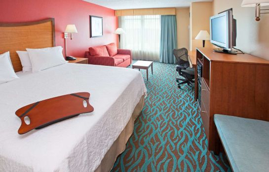 Kamers Hampton Inn - Suites Chicago-North Shore-Skokie IL