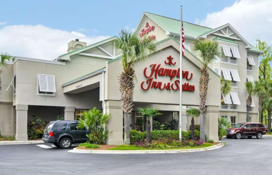 Außenansicht Hampton Inn & Suites Charleston-West Ashley