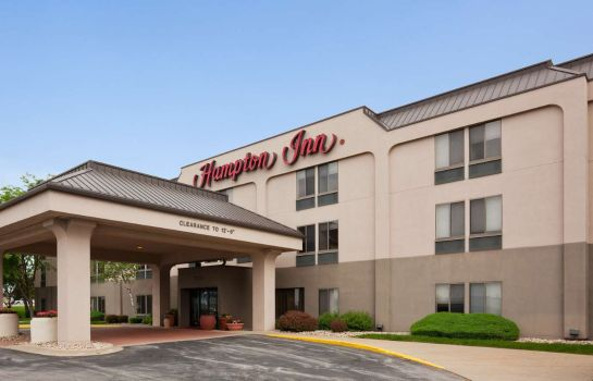 Exterior view Hampton Inn Cedar Rapids