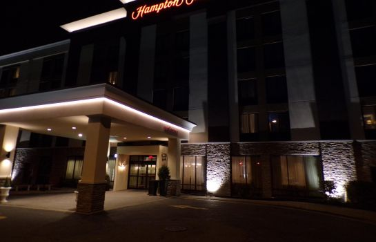 Außenansicht Hampton Inn Carlstadt At The Meadowlands