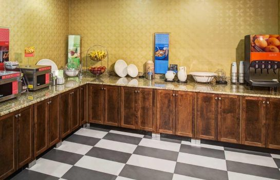 Restaurante Hampton Inn - Suites Charlotte-Arrowood