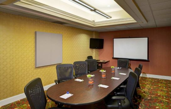 Conference room Hampton Inn - Suites Charlotte-Arrowood
