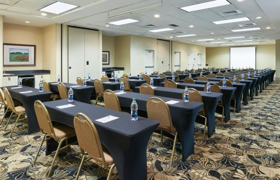 Conference room Hampton Inn - Suites Concord Charlotte