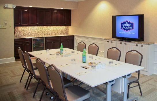 Tagungsraum Hampton Inn - Suites-Charlotte-SouthPark at Phillips Place