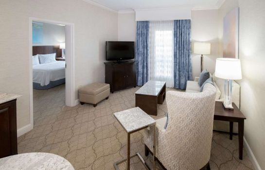 Habitación Hampton Inn - Suites-Charlotte-SouthPark at Phillips Place