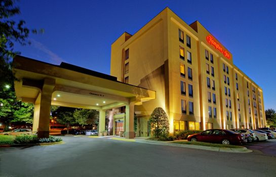 Vista esterna Hampton Inn Charlotte-University Place