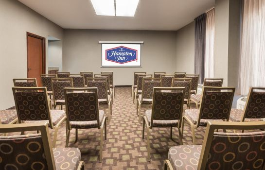 Conference room Hampton Inn Charlotte-University Place