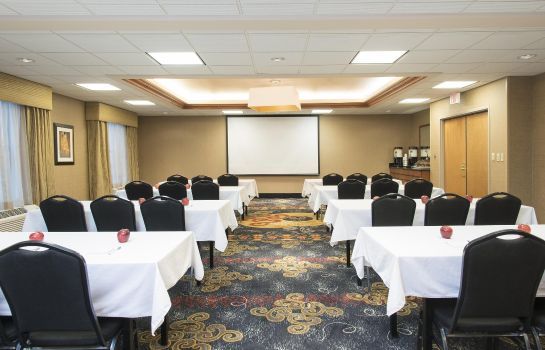 Conference room Hampton Inn Columbus-Taylorsville