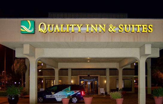 Außenansicht Quality Inn & Suites St. Petersburg - Clearwater Airport