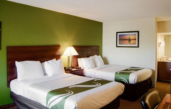 Chambre Quality Inn and Suites St. Petersburg -