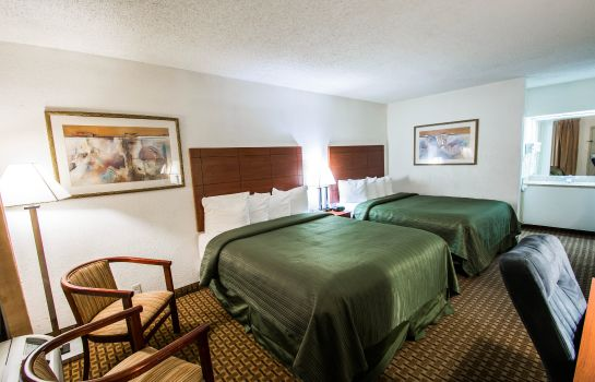 Zimmer Quality Inn & Suites St. Petersburg - Clearwater Airport