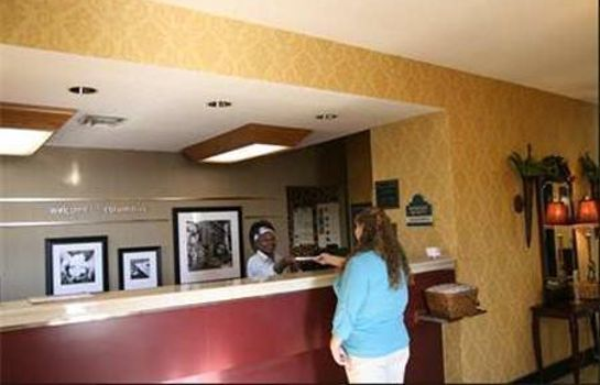 Lobby Econo Lodge Columbus