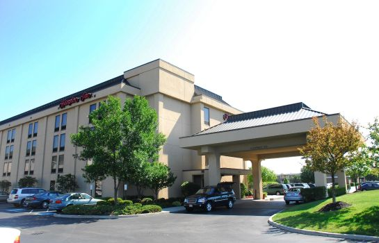Außenansicht Hampton Inn Columbus-International Airport OH