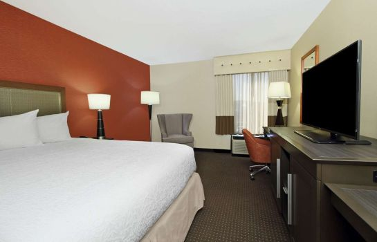 Zimmer Hampton Inn Columbus-International Airport OH