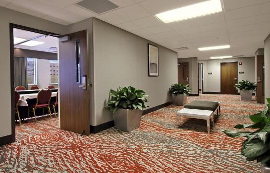Conference room Hampton Inn - Suites Columbus-Downtown OH