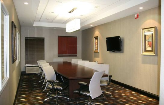 Conference room Hampton Inn Columbus-West