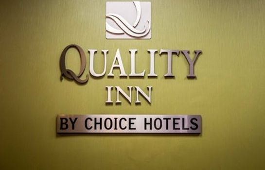 Hotelhal Quality Inn Chapel Hill