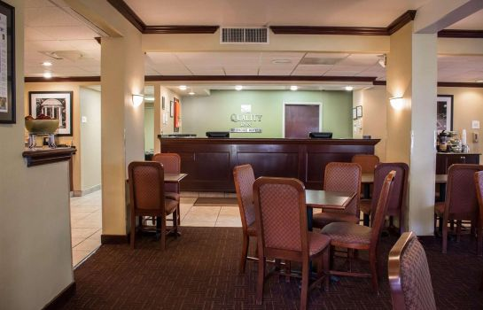 Hotelhalle Quality Inn Chapel Hill - University Are