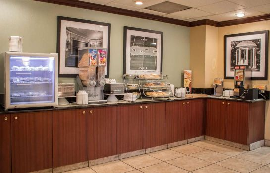 Restaurante Quality Inn Chapel Hill - University Are