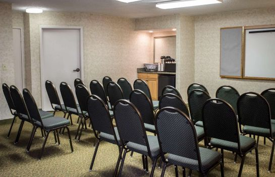 Sala de reuniones Quality Inn Chapel Hill - University Are