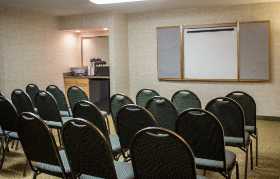 Conference room Quality Inn Chapel Hill