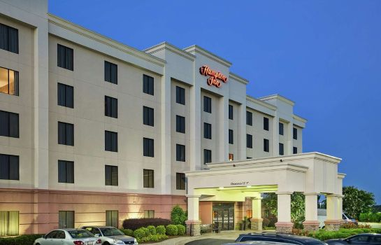 Exterior view Hampton Inn Columbus North
