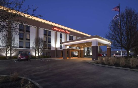 Exterior view Hampton Inn Cincinnati-Eastgate Hampton Inn Cincinnati-Eastgate