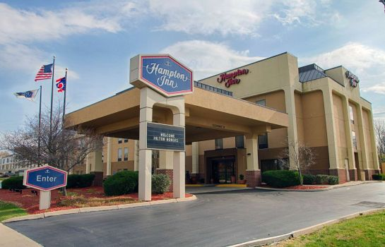 Exterior view Hampton Inn Dayton-Huber Heights