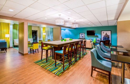Hotelhalle Hampton Inn Decatur