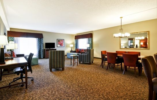 Suite Hampton Inn Deerfield Bch