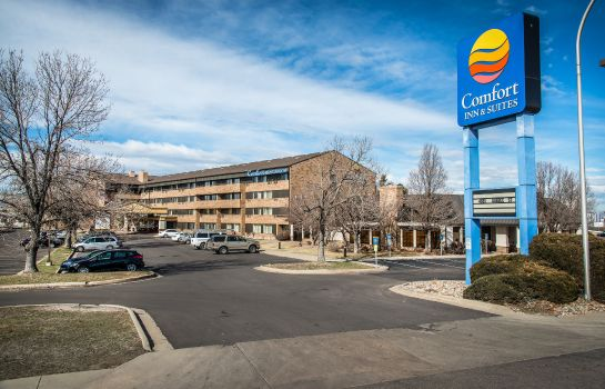 Vista esterna Comfort Inn and Suites Denver