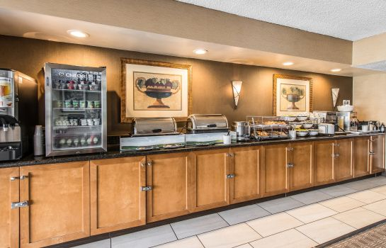 Restaurant Comfort Inn & Suites Denver