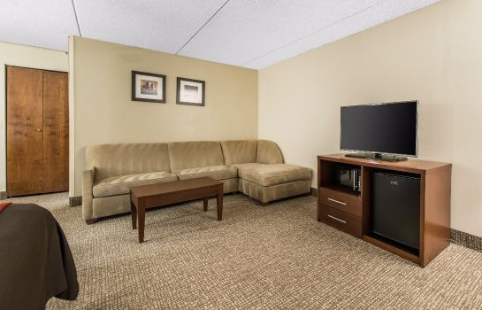 Camera Comfort Inn and Suites Denver