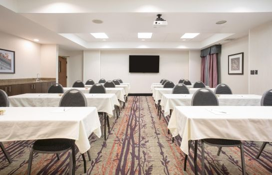 Conference room Hampton Inn Denver-Intl Airport