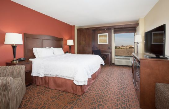 Zimmer Hampton Inn Denver-Intl Airport