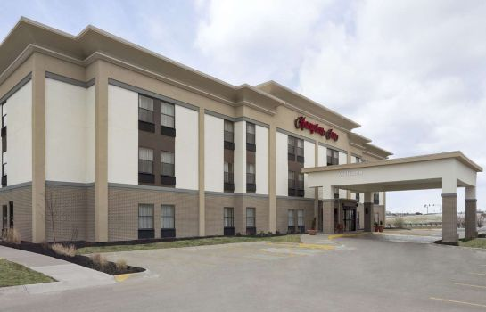Exterior view Hampton Inn Findlay