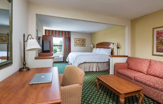 Suite Hampton Inn Findlay