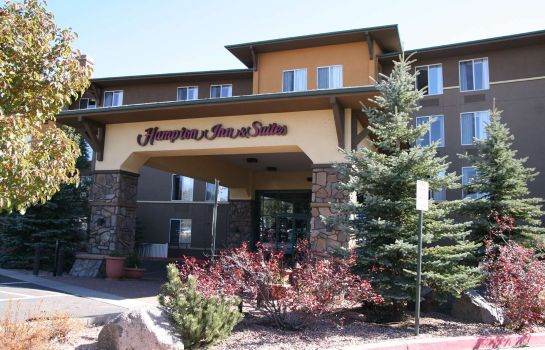 Exterior view Hampton Inn - Suites Flagstaff