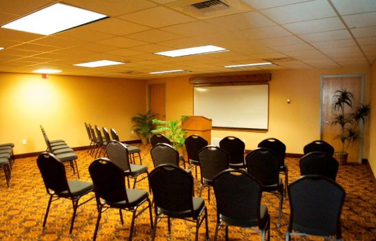Conference room Hampton Inn - Suites Flagstaff