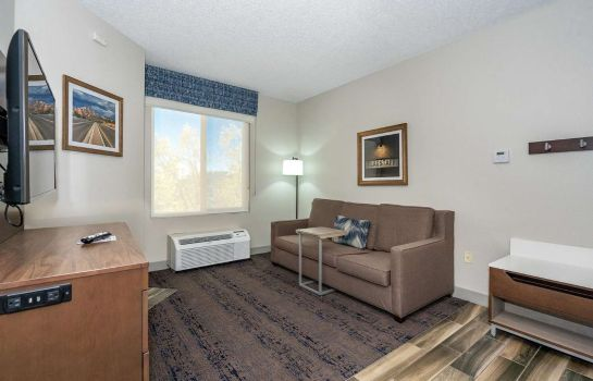 Zimmer Hampton Inn - Suites Flagstaff