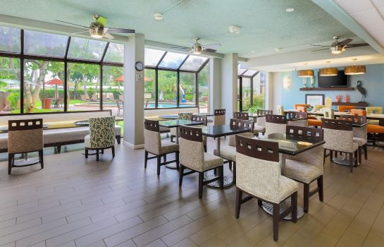 Hotelhalle Hampton Inn Ft Lauderdale-Cypress Creek