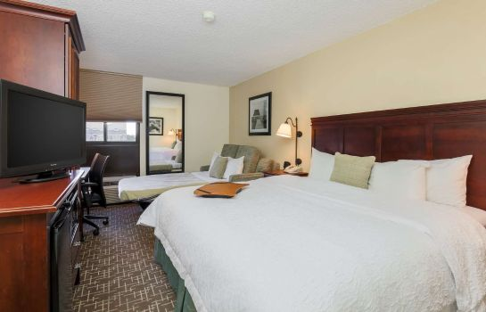 Zimmer Hampton Inn Ft Lauderdale-Cypress Creek