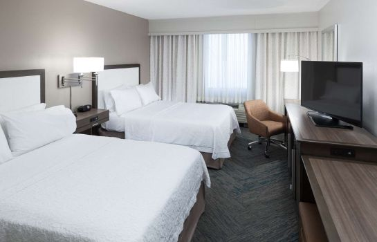 Zimmer Hampton Inn Ft Lauderdale-Downtown Las Olas Area FL