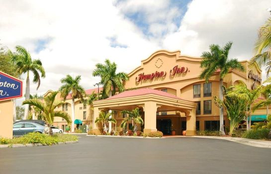 Außenansicht Hampton Inn Fort Myers-Airport - I-75