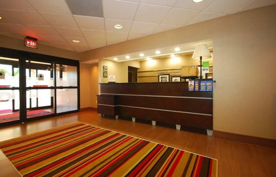 Hotelhalle Hampton Inn Fort Myers-Airport - I-75