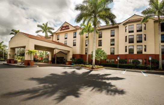 Außenansicht Hampton Inn - Suites Fort Myers Beach-Sanibel Gateway FL