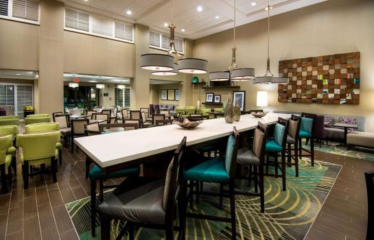 Hotelhalle Hampton Inn - Suites Fort Myers Beach-Sanibel Gateway FL